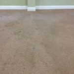 Carpet cleaning church lounge
